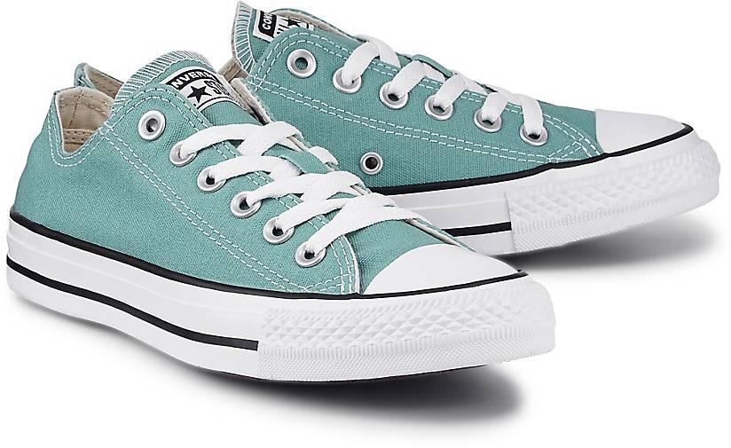 de244c5ae495f Sportlich-elegante Sneaker Low  Lassen feminine Fesseln blitzen