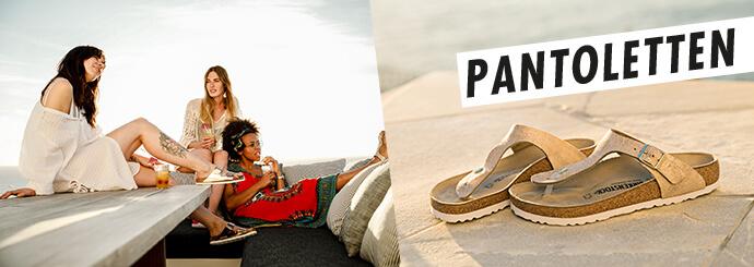 Pantoletten für versandkostenfrei online kaufen bei GÖRTZ