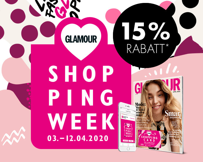 Glamour Shopping Week bei Görtz
