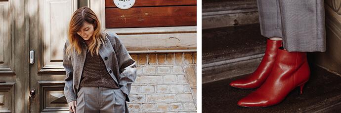425fd0d936fc61 Black meets red für Damen versandkostenfrei online kaufen bei GÖRTZ
