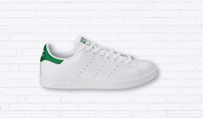 Adidas Originals Sneaker STAN SMITH, weiß