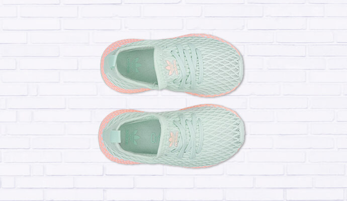 Adidas Originals DEERUPT RUNNER, mint