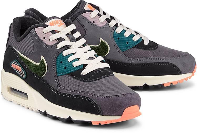 purchase cheap 1ad71 be552 Nike AIR MAX 90 PREMIUM SE in grau-dunkel kaufen - 47531301 | GÖRTZ