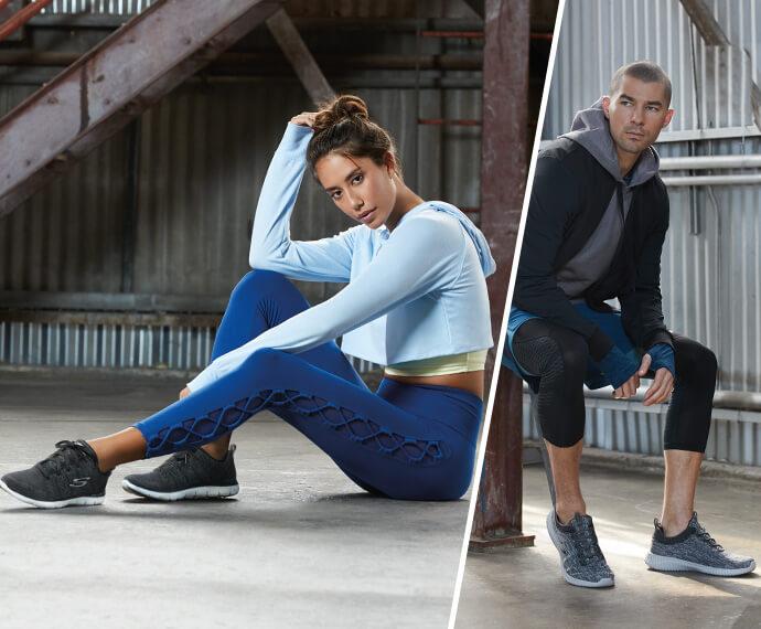 Skechers Schuhe und Accessoires in blau | GÖRTZ