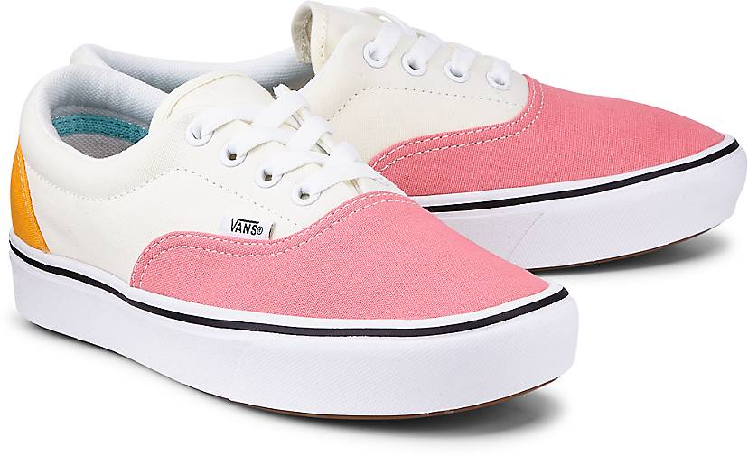 Elfenbeinfarbene Vans Schuhe günstig online kaufen.