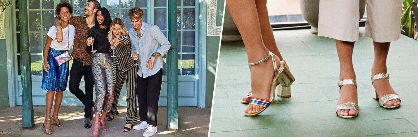 4ed77f5a43a3b7 Genießen Sie den Sommer leichten Fußes – mit traumhaften Sandaletten aus  dem Görtz Online-Shop.