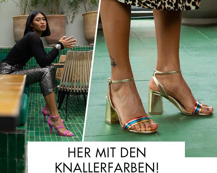 ce05c7863e0553 Modische Damen Schuhe online kaufen