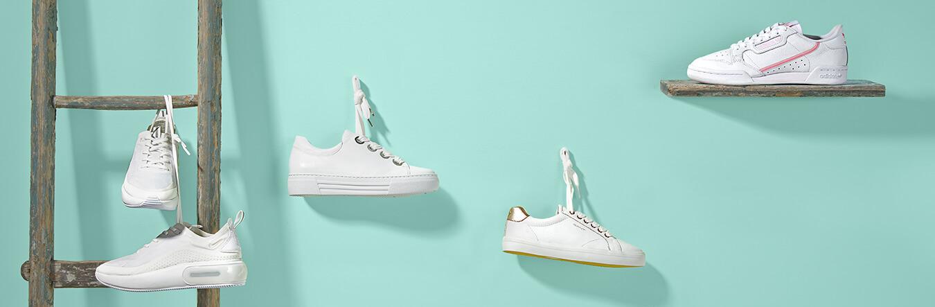 Damen Sneaker » Bequem & stylisch! Versandkostenfrei bei GÖRTZ
