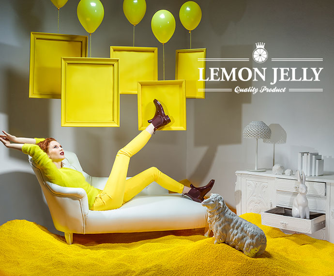 Lemon Jelly HW16
