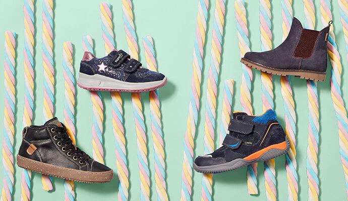 Schuhe für Kinder versandkostenfrei kaufen | GÖRTZ