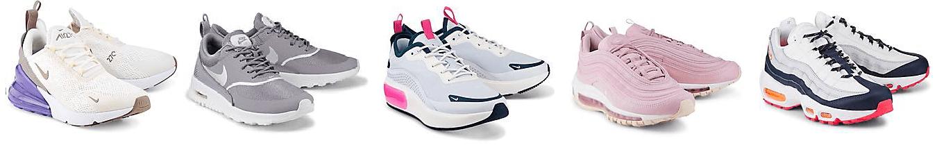 Nike Max Air» die Sohle macht den sichtbaren Unterschied | GÖRTZ